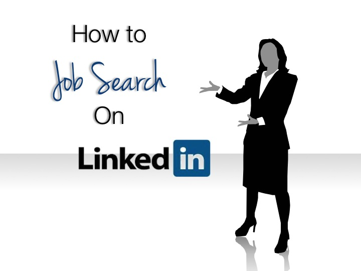 how to update linkedin profile for job search